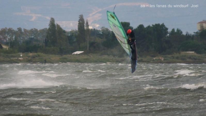 Wind report Le Barcarès - Cap Coudalère  - France (66) 2019-11-03 17:00:00