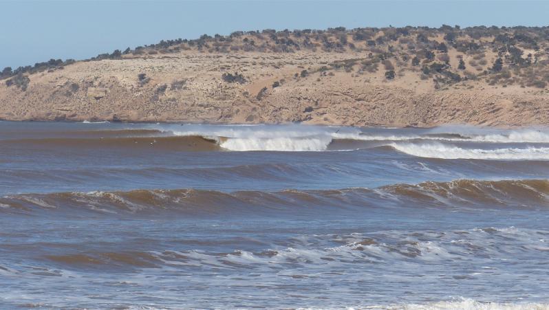 Wind report Sidi Kaouki - Marabout - Maroc (MA) 2019-11-07 13:00:00
