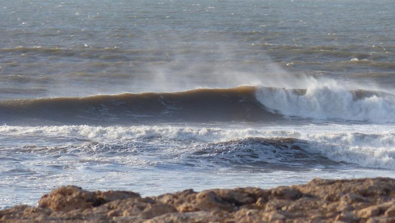 Wind report Sidi Kaouki - L'Oued - Maroc (MA) 2019-11-09 16:00:00