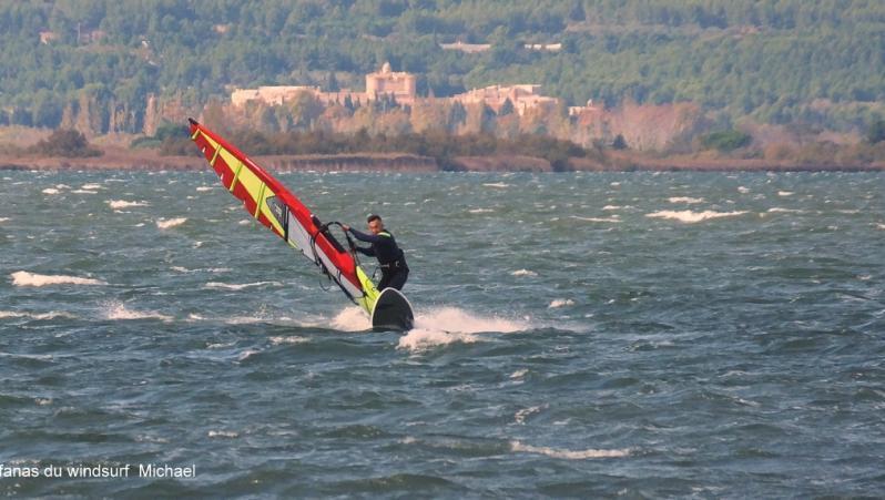 Wind report Le Barcarès - Cap Coudalère  - France (66) 2019-11-10 17:00:00