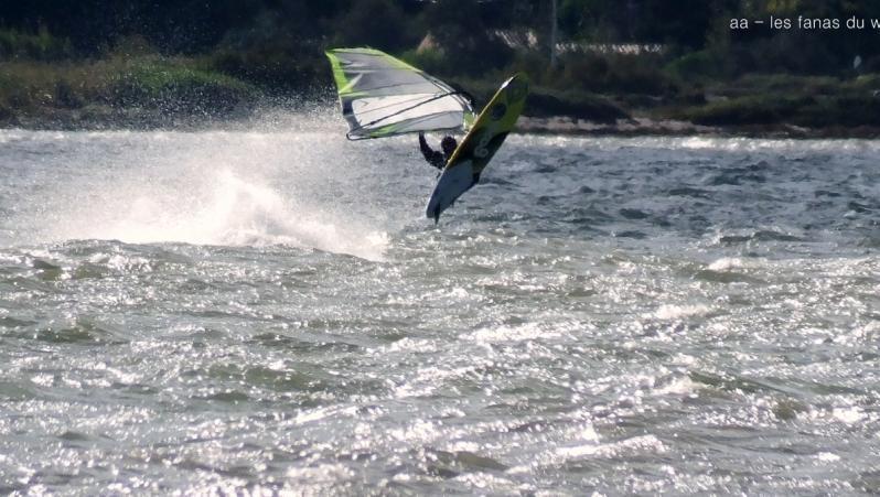 Wind report Le Barcarès - Cap Coudalère  - France (66) 2019-11-12 17:00:00