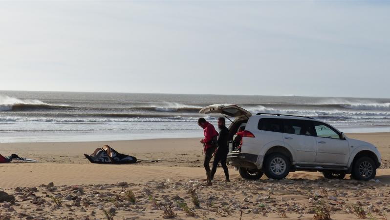 Wind report Sidi Kaouki - Marabout - Maroc (MA) 2019-11-11 14:00:00