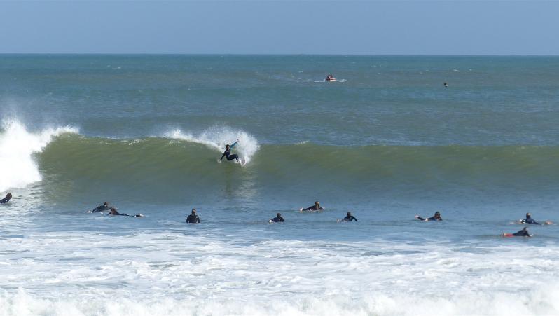 Surf report La Bobine - Maroc (MA) 2019-11-18 12:00:00