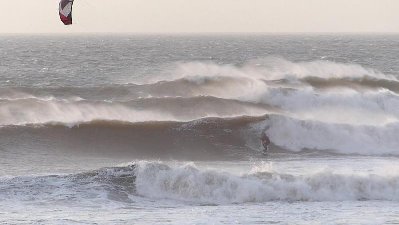 Wind report Sidi Kaouki - L'Oued - Maroc (MA) 2019-11-21 13:00:00