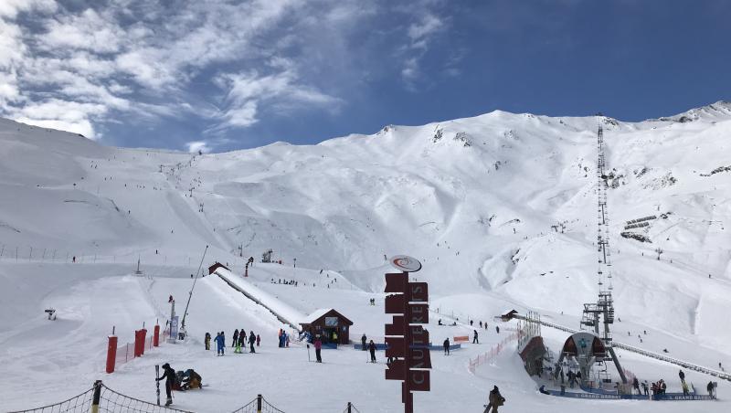 Snow report Cauterets - France (65) 2019-12-01 14:00:00