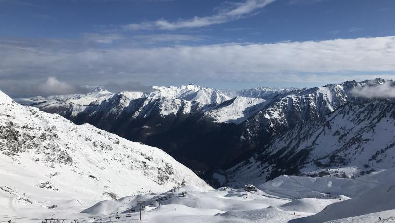 Snow report Cauterets - France (65) 2019-12-01 14:00:00