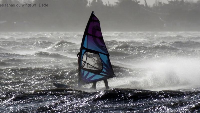 Wind report Le Barcarès - Cap Coudalère  - France (66) 2019-12-09 17:00:00