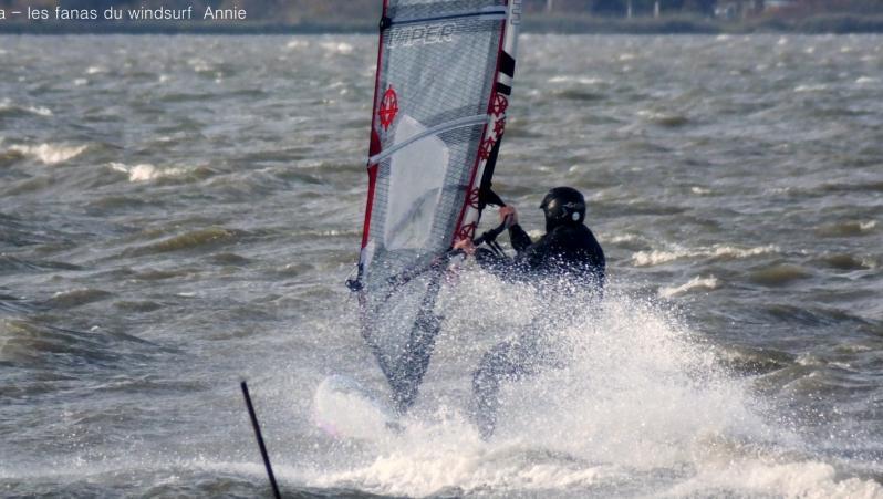 Wind report Le Barcarès - Cap Coudalère  - France (66) 2019-12-10 15:00:00