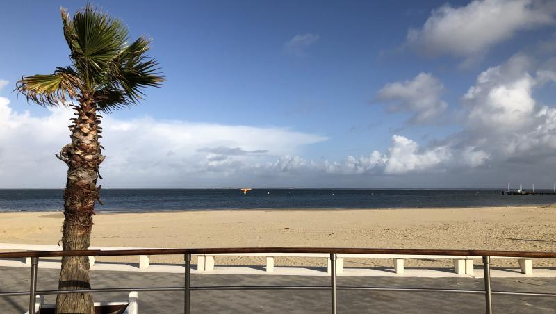 Wind report Arcachon - Plage Centre - France (33) 2019-12-20 13:00:00