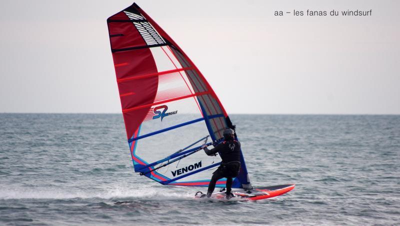 Wind report Port-la-Nouvelle - Plage Nord - France (11) 2020-01-03 18:00:00