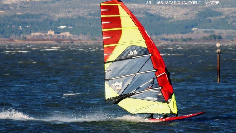 Wind report Leucate - Les Coussoules - France (11) 2020-01-11 16:00:00