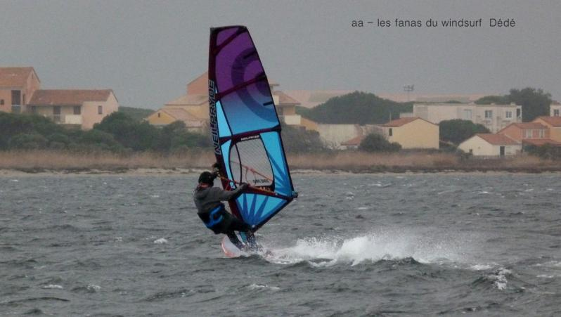 Wind report FR, Le barcarès - Le Téléski (66) posté par annie