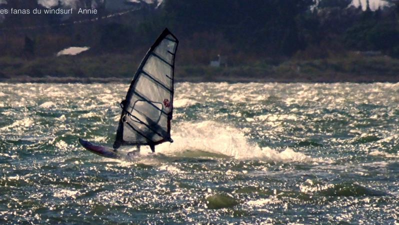 Wind report Le Barcarès - Cap Coudalère  - France (66) 2020-01-28 16:00:00