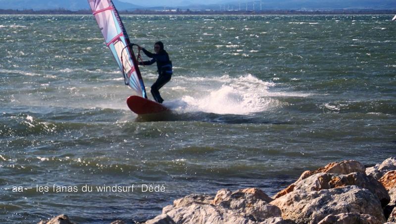 Wind report Le Barcarès - Cap Coudalère  - France (66) 2020-02-01 18:00:00