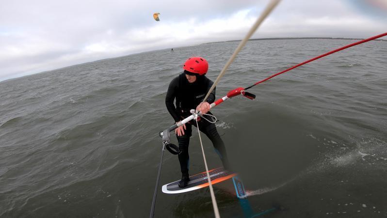 Wind report Andernos - Le Betey - France (33) 2020-02-01 10:00:00