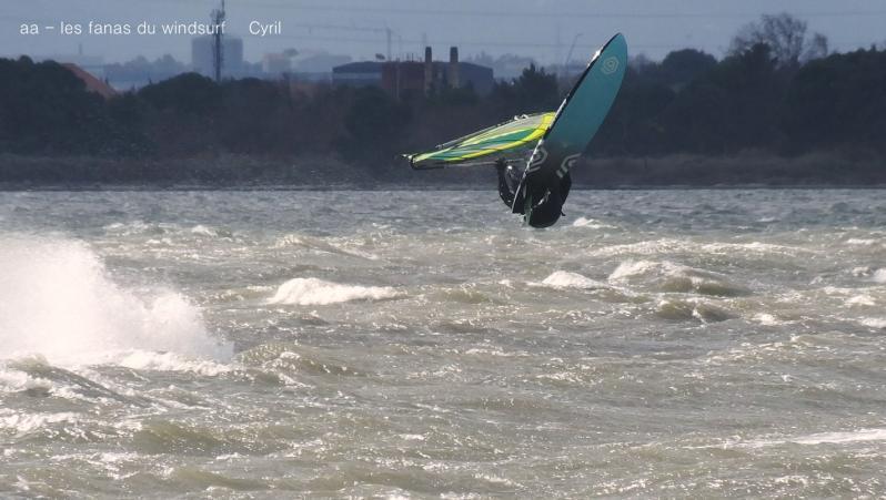Wind report Le Barcarès - Cap Coudalère  - France (66) 2020-02-04 18:00:00