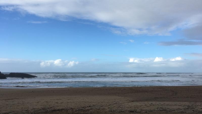 Surf report Côte des Basques - France (64) 2020-02-17 17:00:00