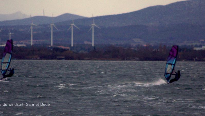 Wind report Le Barcarès - Cap Coudalère  - France (66) 2020-02-17 19:00:00