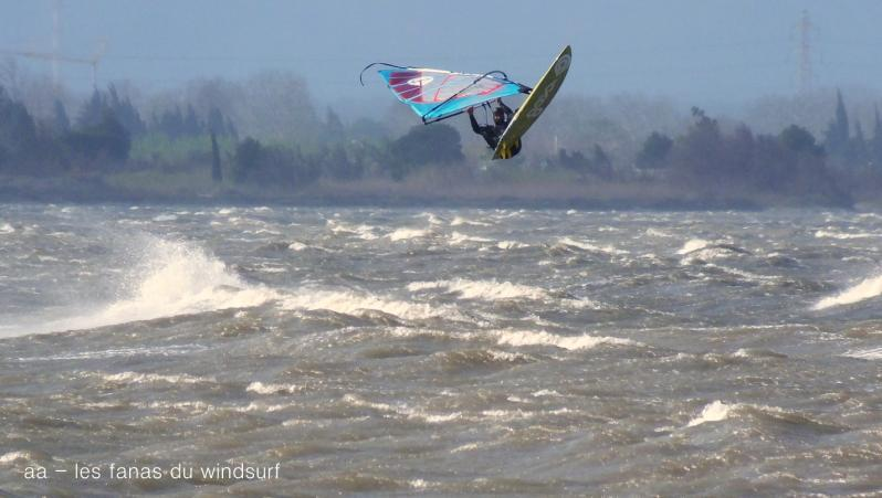 Wind report Le Barcarès - Cap Coudalère  - France (66) 2020-02-26 17:00:00