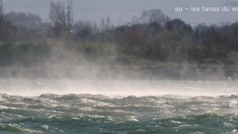 Wind report Le Barcarès - Cap Coudalère  - France (66) 2020-02-27 18:00:00