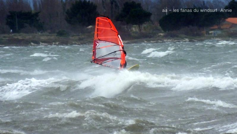 Wind report Le Barcarès - Cap Coudalère  - France (66) 2020-03-02 18:00:00
