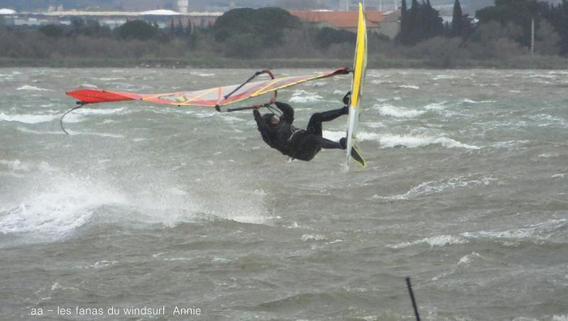 Wind report Le Barcarès - Cap Coudalère  - France (66) 2020-03-05 18:00:00
