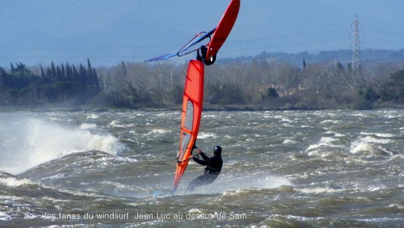 Wind report Le Barcarès - Cap Coudalère  - France (66) 2020-03-07 18:00:00