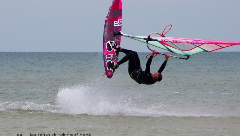 Wind report Leucate - Les Coussoules - France (11) 2020-05-16 17:00:00