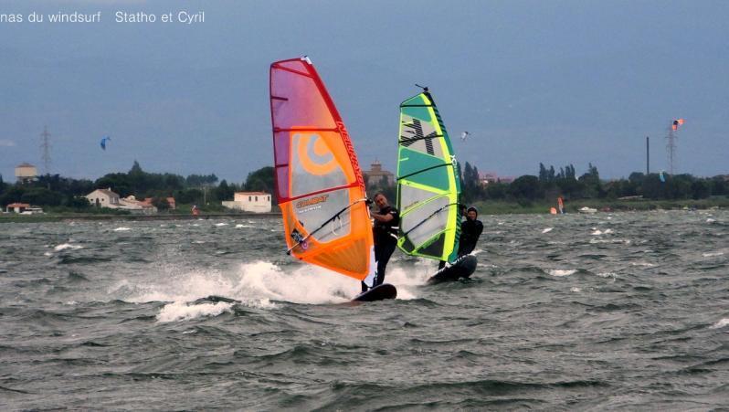 Wind report Le Barcarès - Cap Coudalère  - France (66) 2020-05-23 17:00:00