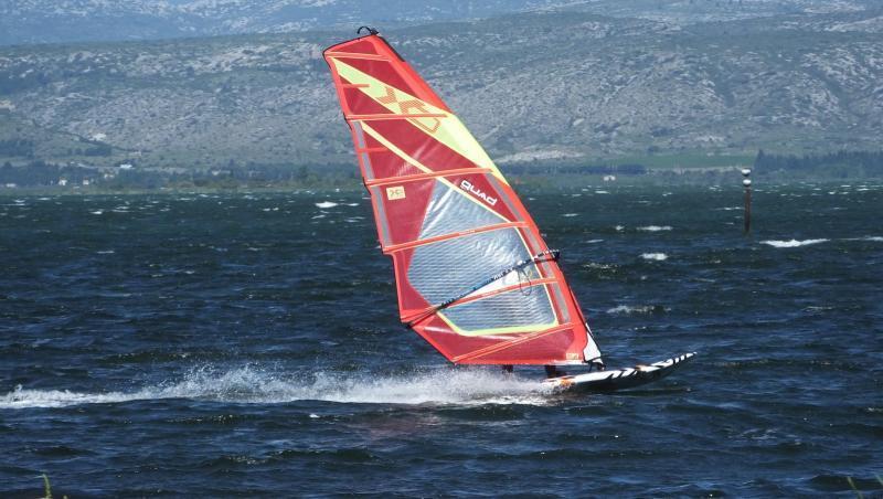 Wind report Le Barcarès - Cap Coudalère  - France (66) 2020-05-24 16:00:00