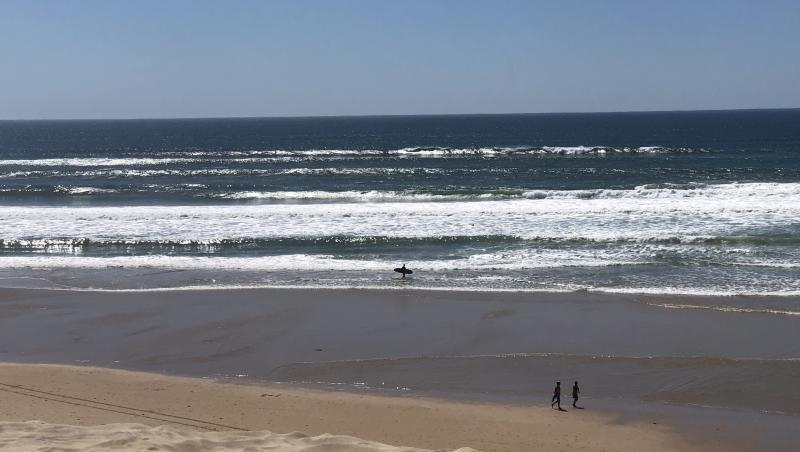 Surf report Biscarrosse Plage - France (40) 2020-05-27 16:00:00