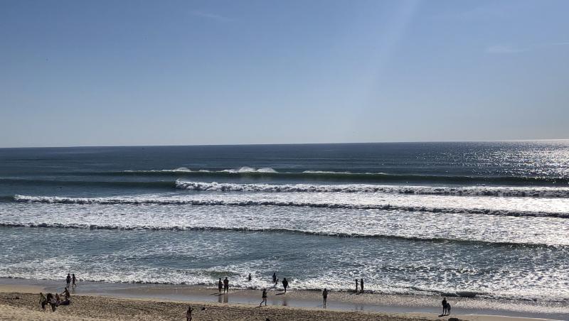 Surf report Biscarrosse Plage - France (40) 2020-05-27 19:00:00