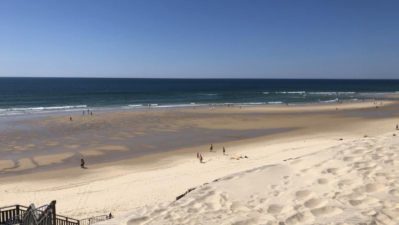 Surf report Biscarrosse Plage - France (40) 2020-05-29 16:00:00