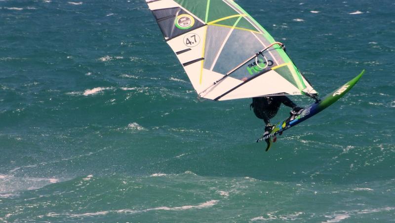 Wind report Saint-Cyprien - La Nord - France (66) 2020-05-31 17:00:00