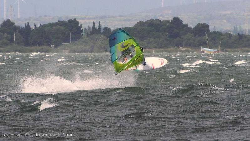 Wind report Le Barcarès - Cap Coudalère  - France (66) 2020-06-05 16:00:00