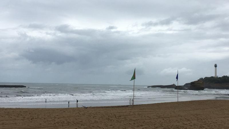 Surf report Biarritz - Grande Plage - France (64) 2020-06-07 12:00:00