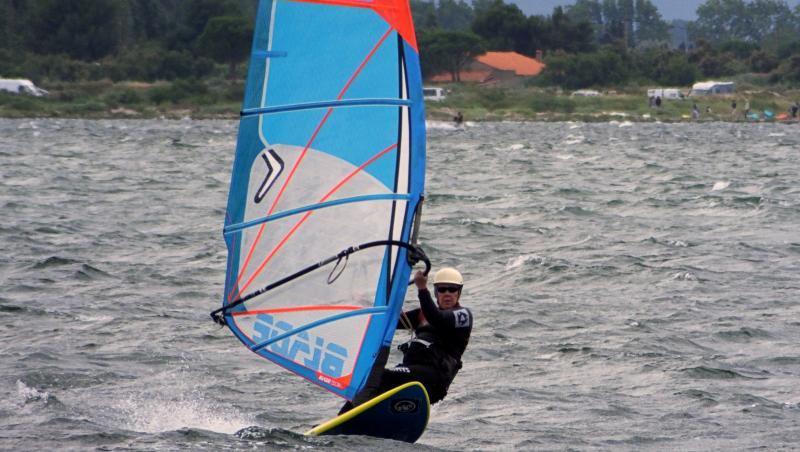Wind report Le Barcarès - Cap Coudalère  - France (66) 2020-06-07 18:00:00