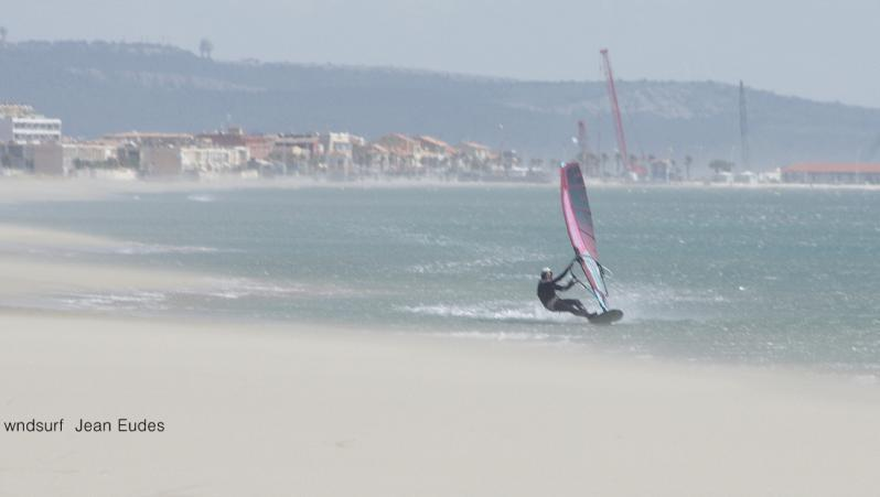 Wind report Leucate - Les Coussoules - France (11) 2020-06-10 16:00:00