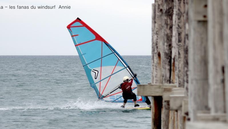 Wind report Leucate - Les Coussoules - France (11) 2020-06-16 19:00:00