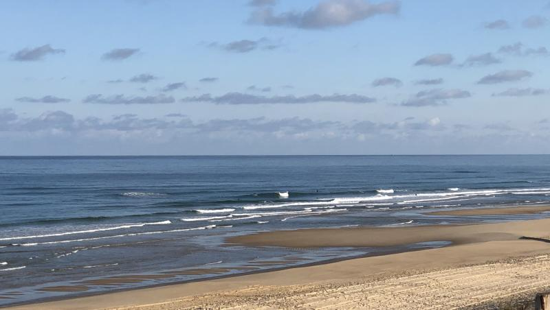 Surf report Le Porge - France (33) 2020-06-20 08:00:00