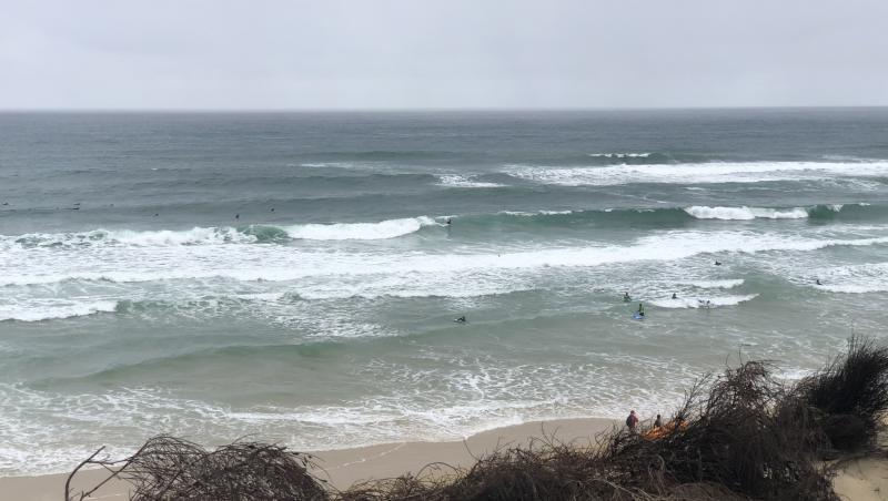 Surf report Biscarrosse Plage - France (40) 2020-06-28 11:00:00