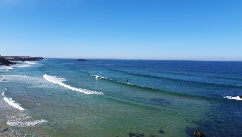 Surf report Quiberon - Port Blanc - France (56) 2020-05-20 10:00:00