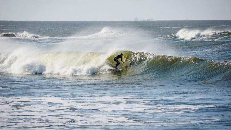 Surf report La Govelle - France (44) 2020-03-16 12:00:00