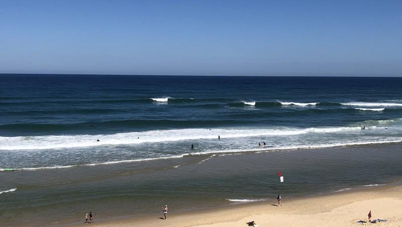 Surf report Biscarrosse Plage - France (40) 2020-07-11 10:00:00