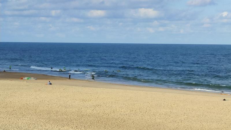 Surf report Vieux Boucau - France (40) 2020-07-14 09:00:00