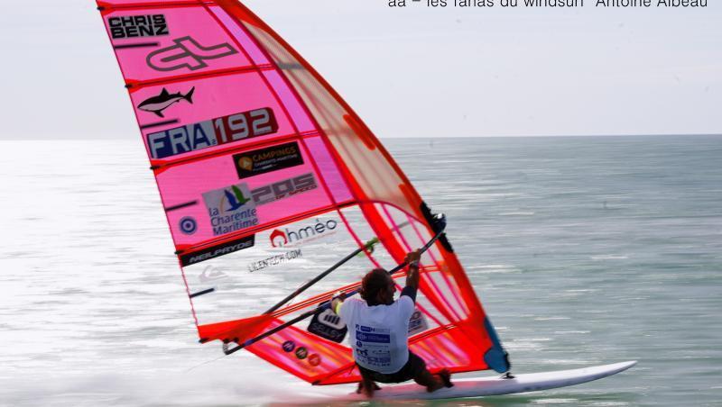 Wind report Leucate - Les Coussoules - France (11) 2020-07-14 16:00:00