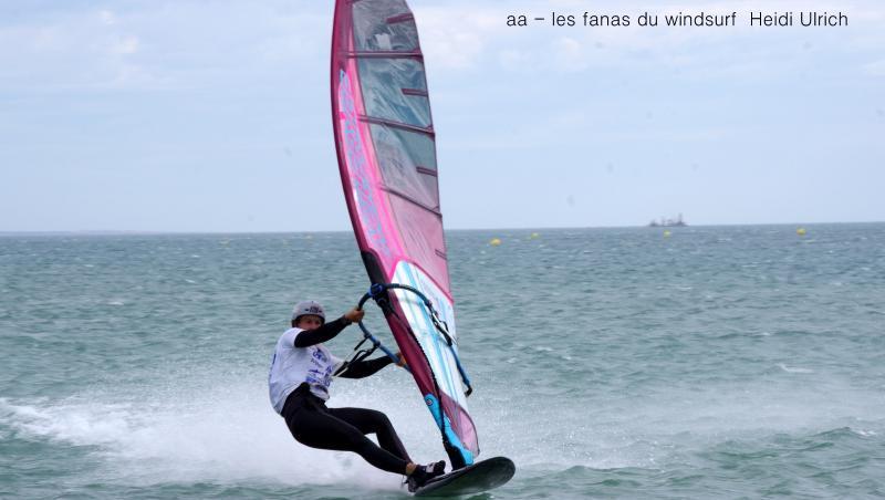Wind report Leucate - Les Coussoules - France (11) 2020-07-15 14:00:00