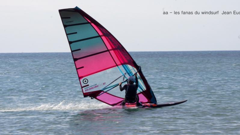 Wind report Leucate - Les Coussoules - France (11) 2020-07-25 14:00:00