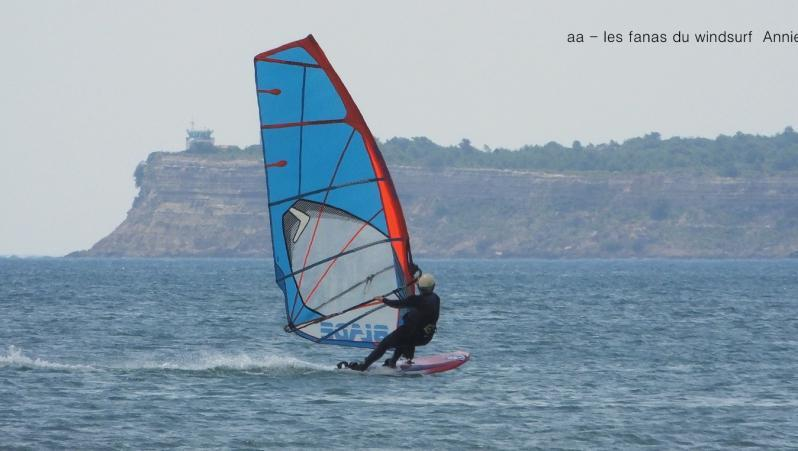 Wind report Leucate - Les Coussoules - France (11) 2020-07-28 15:00:00
