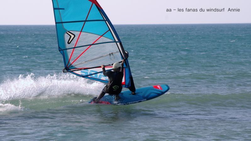 Wind report Leucate - Les Coussoules - France (11) 2020-08-01 14:00:00